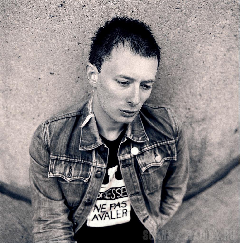 magazines | Thom Yorke...